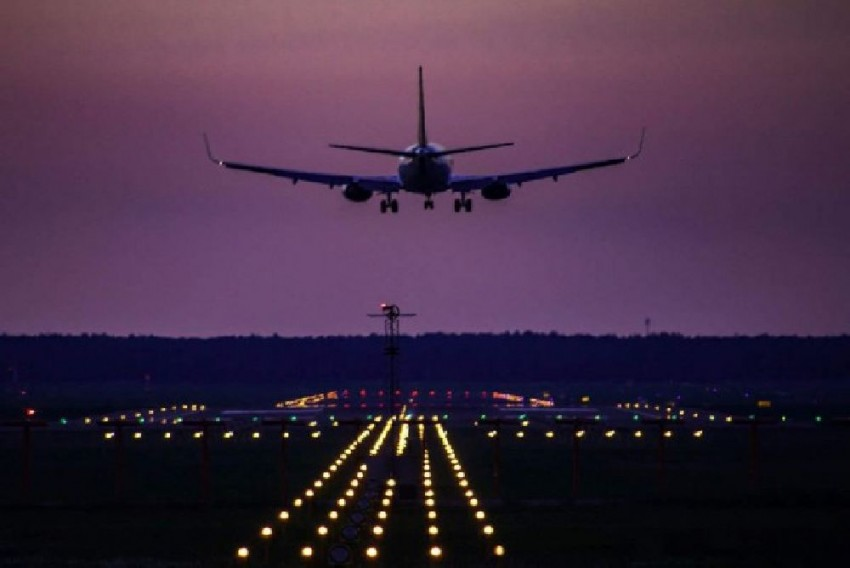 NRI Man Misbehaves With Woman On Flight, Lands In Jail