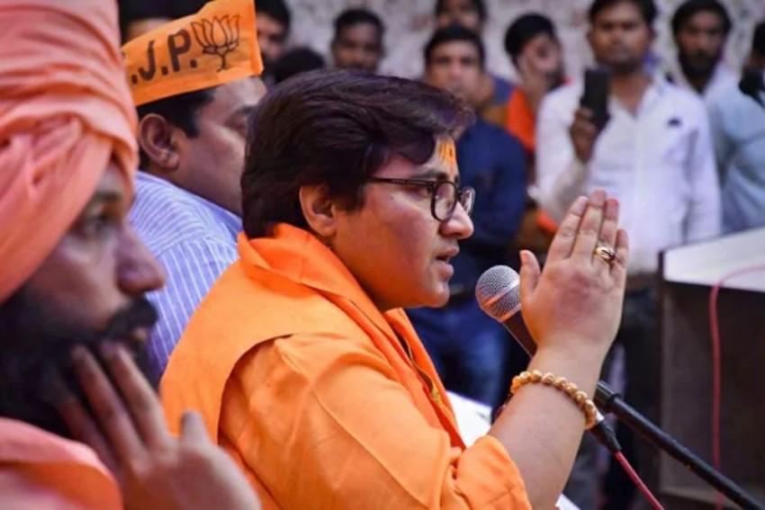 Pragya Thakur Apologises Twice For Godse Remark, But Slams Rahul Gandhi For Calling Her 'Terrorist'