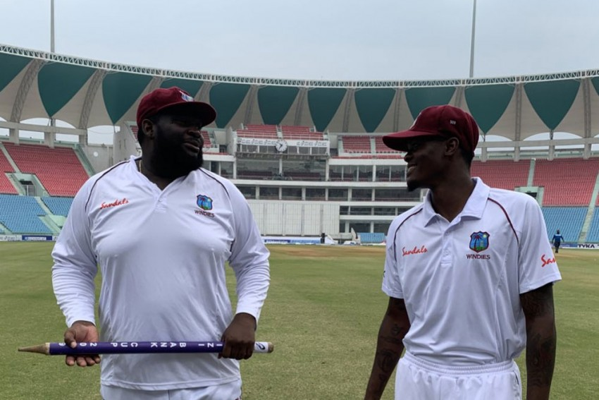AFG Vs WI, One-Off Test: West Indies Thrash Afghanistan By Nine Wickets At Lucknow
