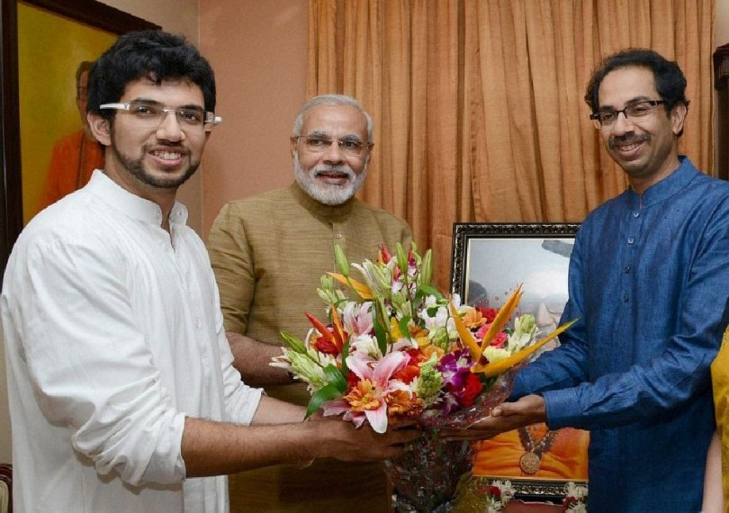 Day After Govt Formation, Shiv Sena Says PM Modi Must Co-operate With 'Younger Brother' Uddhav Thackeray