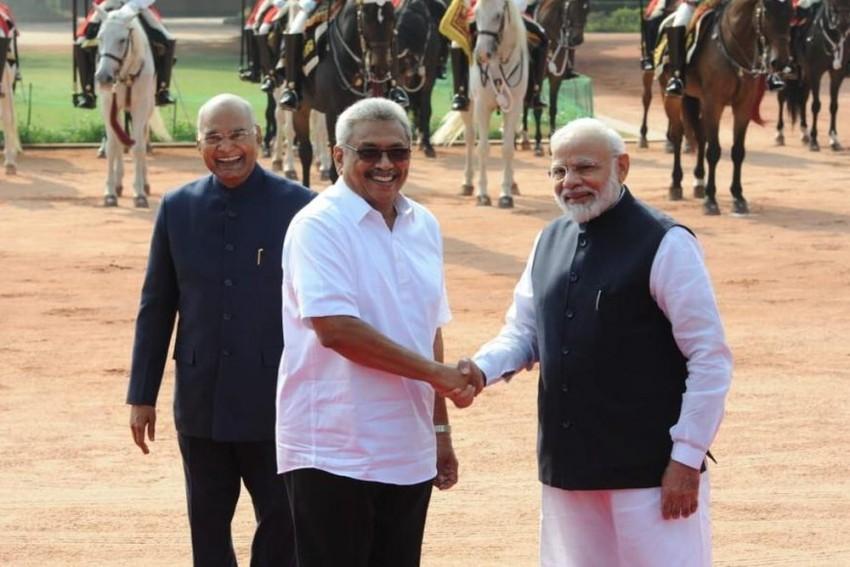 Indo-Sri Lanka Development Projects, Counter-Terrorism On Table As Rajapaksa Meets Modi