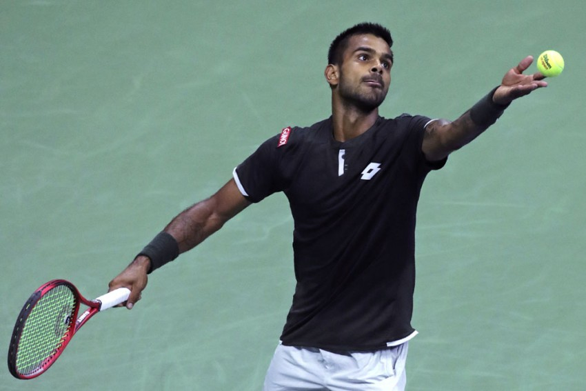Davis Cup: Sumit Nagal Helps India Race To 2-0 Lead Vs Pakistan In Day One