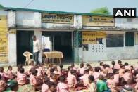 81 Children Served 1 Litre Milk Diluted With Water In Uttar Pradesh School
