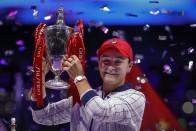 WTA Finals: Brilliant Ashleigh Barty Dethrones Elina Svitolina To Take Record Prize Money
