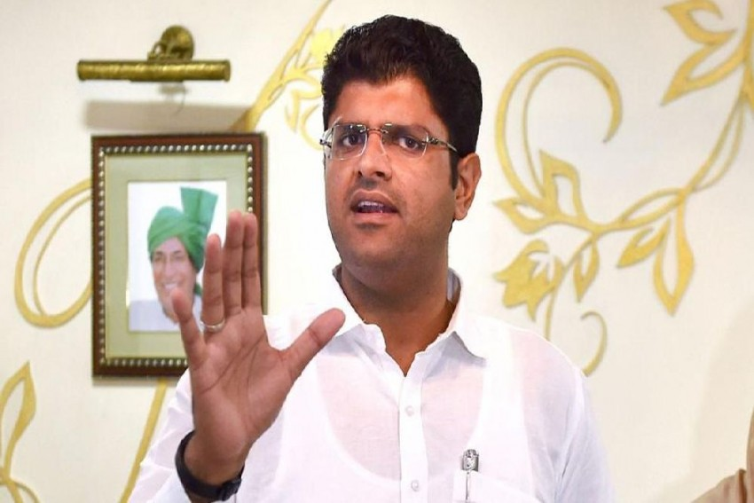 Haryana Verdict Against Both BJP & Congress, Says New Dy CM Dushyant Chautala