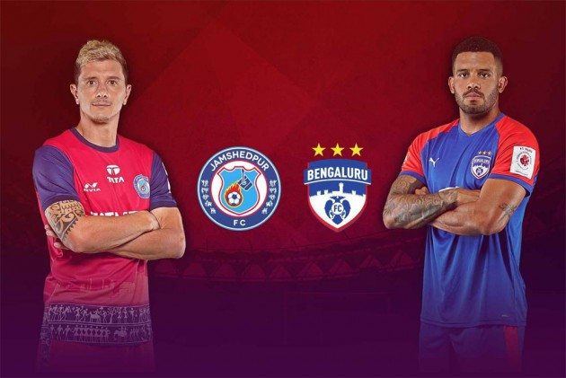 ISL 2019-20, Match 15 Highlights: Jamshedpur FC Play Out Goalless Draw With Bengaluru, Both Sides Remain Unbeaten