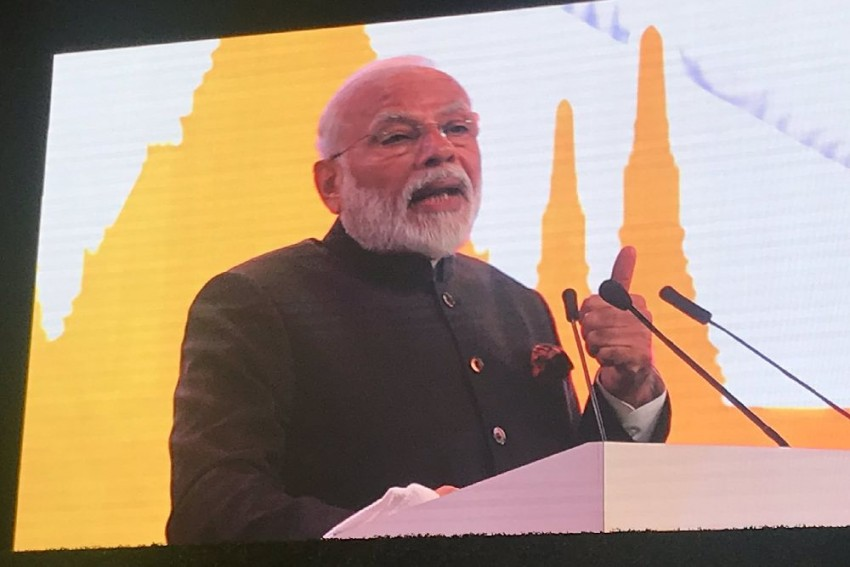 India One Of World's Most Attractive Economies For Investment: PM Modi In Thailand