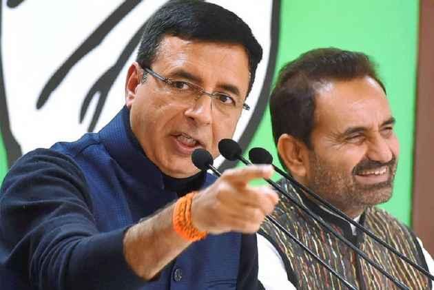WhatsApp Snooping Row: 'BJP Is Bharatiya <em>Jasoos</em> Party, Says Congress