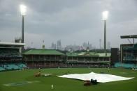 Australia Vs Pakistan: T20I Opener Abandoned Due To Rain