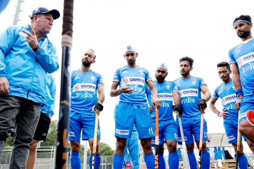 India Men's Hockey Team Need To Work On Finishing And Defending: Graham Reid