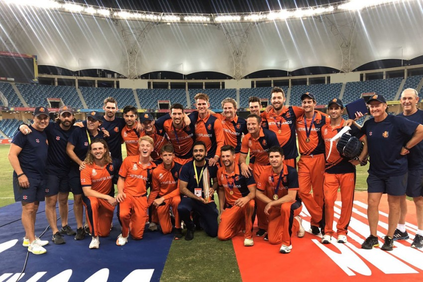 Netherlands Cruise Past Papua New Guinea To Win ICC T20 World Cup Qualifying Tournament