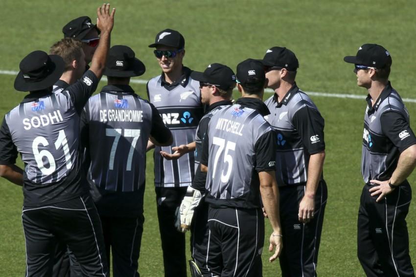 New Zealand Level T20I Series Against England