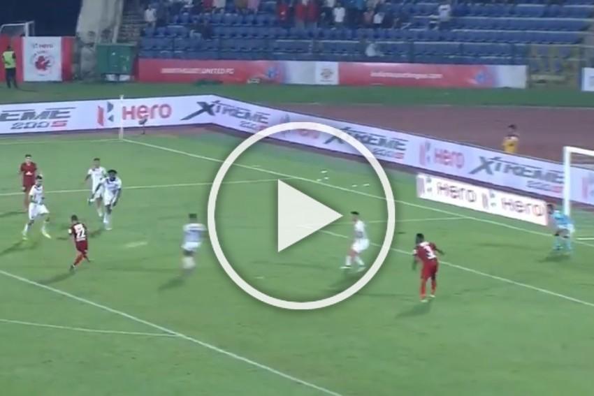 NorthEast United's Redeem Tlang Recreates Lionel Messi Goal: Watch Highlight Vs FC Goa In ISL 2019-20