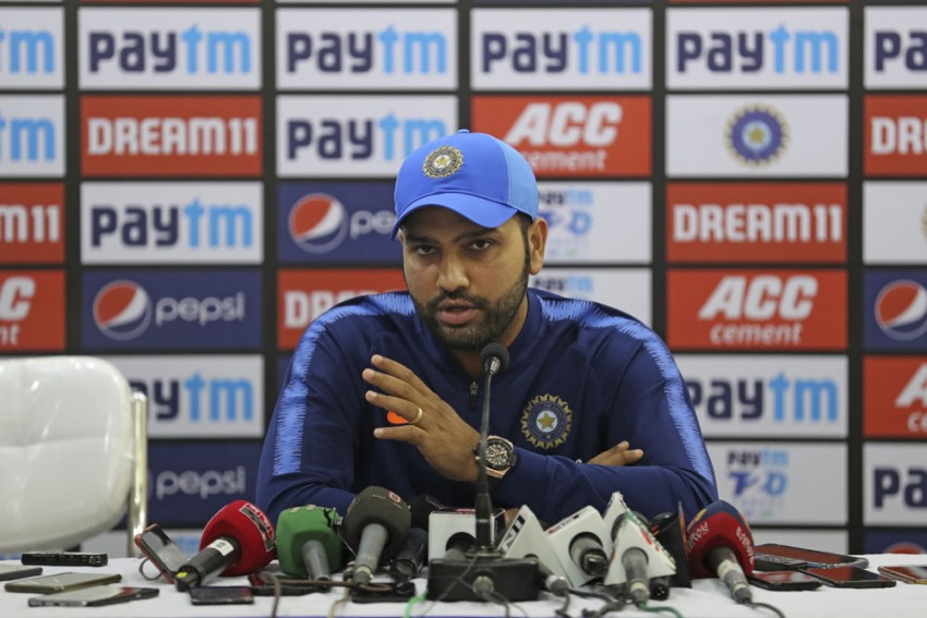 India Vs Bangladesh, 1st T20I: Rohit Sharma Set To Break MS Dhoni's Record