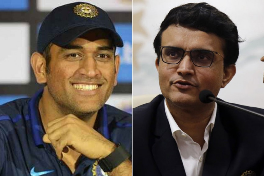 Certain Things Cannot Be Said On Public Platform: Sourav Ganguly's Snub On MS Dhoni's Retirement Question