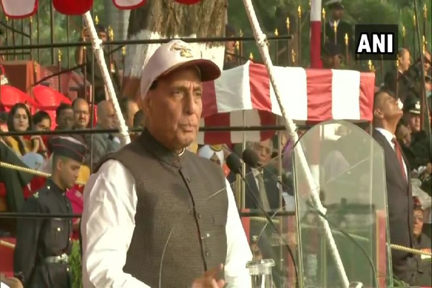 Pakistan Indulging In 'Proxy' War Since It Can't Win 'Conventional' One: Rajnath Singh