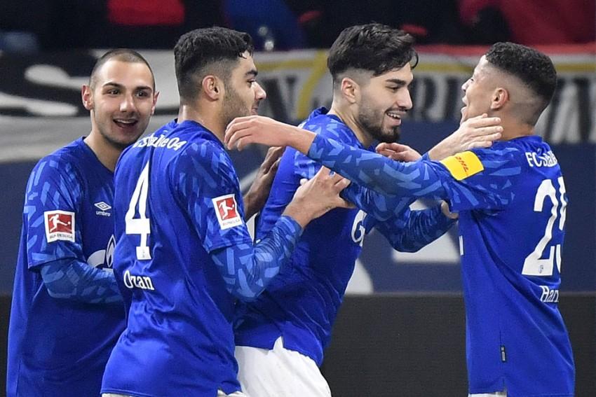 Bundesliga 2019-20, Gameweek 13: Suat Serdar's Late Winner Takes Schalke Joint Top In Germany
