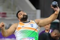 South Asian Games: Tejinder Pal Singh Toor To Be India's Flag-Bearer