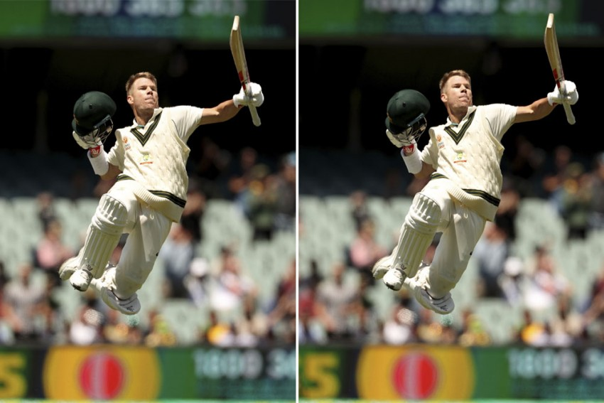 AUS Vs PAK, Day-Night Test: Aussie Opener David Warner Flays Pakistan, Hits Double Century At Adelaide