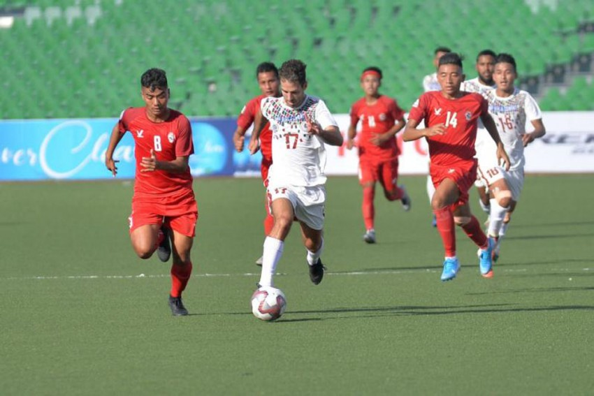 I-League 2019-20: Aizawl Hold Mohun Bagan To Stalemate