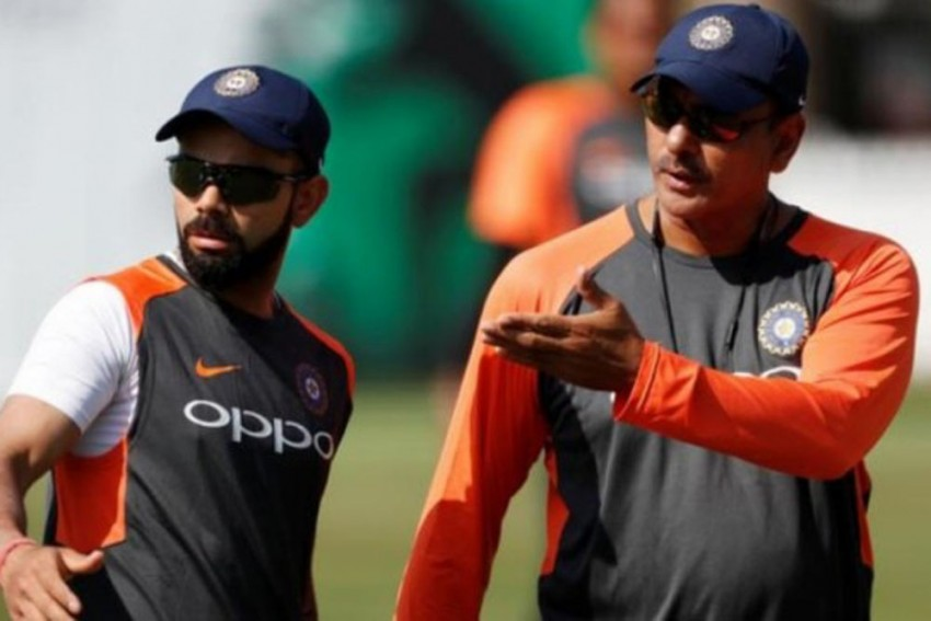 Agenda Driven: Virat Kohli On The Relentless Trolling Of Indian Cricket Coach Ravi Shastri