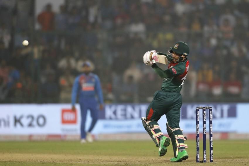 India Vs Bangladesh, 1st T20I: Mushfiqur Rahim Dedicates Match-Winning Knock To Son