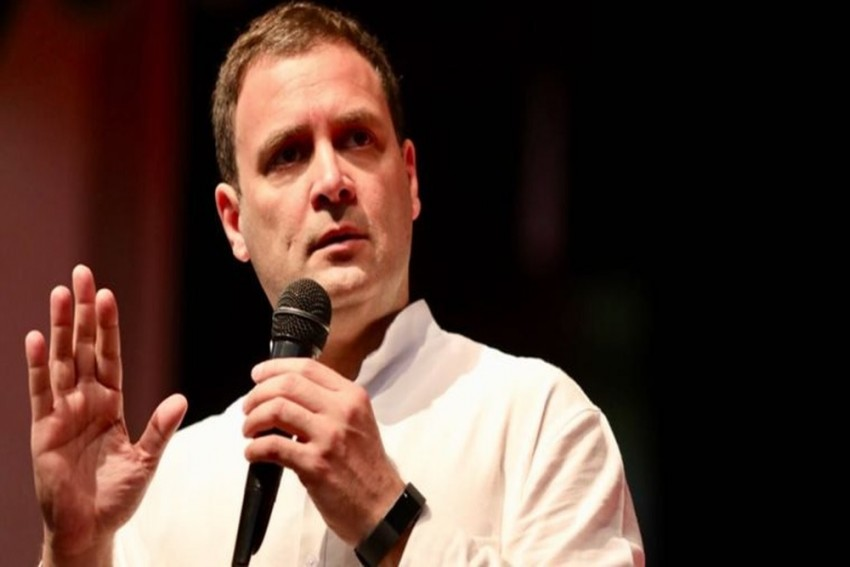 'Make In India' Has Become 'Buy From China': Rahul Gandhi's Takedown Of RCEP