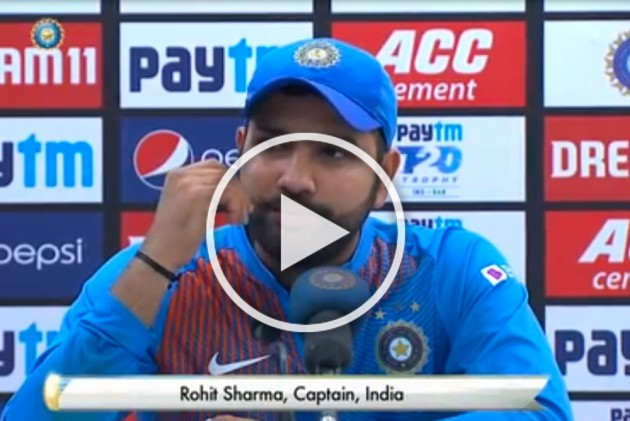 1st T20I: Rohit Sharma Admits To Mistakes Galore As India Suffer First Defeat Against Bangladesh