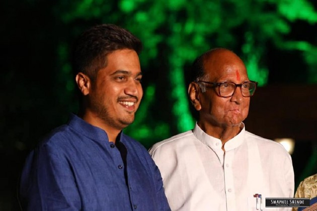 Would BJP Be So 'Brave' If...: Sharad Pawar's Grand Nephew Jabs Saffron Party