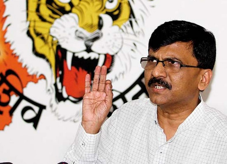 Shiv Sena Leader Sanjay Raut Launches Veiled Attack At BJP With Poetry