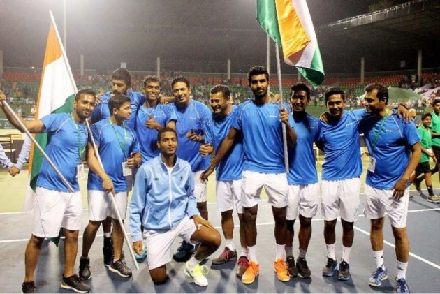Davis Cup: India-Pakistan Tie Shifted To Neutral Venue