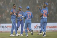 India v Bangladesh: Cyclone Threat Looms Over Second T20 In Rajkot