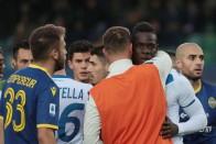 Carlo Ancelotti Lauds Mario Balotelli's Response To Racist Abuse