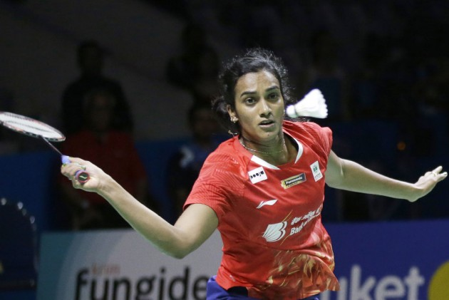 PV Sindhu Suffers Shock Exit At China Open Badminton