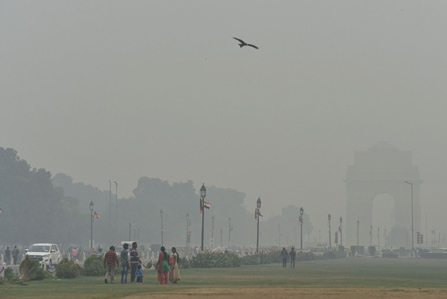 Delhi's Air Quality 'Very Poor', Situation Likely To Improve Due To Wind