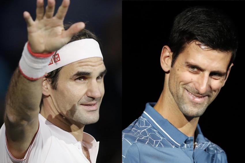 ATP Finals: Novak Djokovic, Roger Federer Drawn Together In London