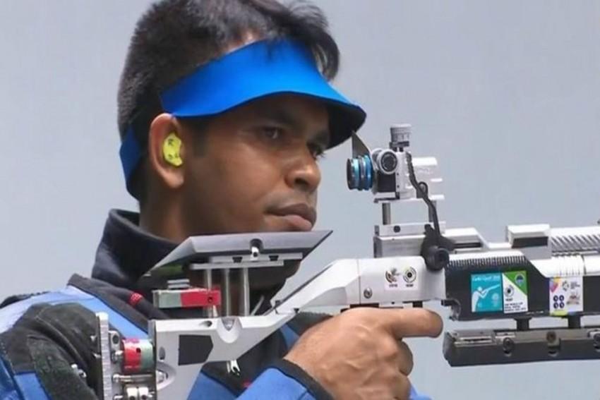 Asian Shooting Championships: India's Deepak Kumar Bags Bronze And Tokyo 2020 Olympics Quota