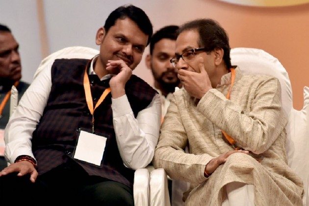 '<em>Sirf Hungama Khada Karna Mera Maksad Nahi...</em>': Sena's Poetic Reminder To BJP
