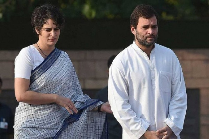 Priyanka, Rahul Role Models In Pakistan, Congress Divisive: UP Minister