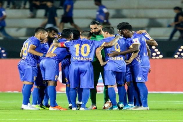 Indian Super League 2019/20 - Mumbai City Face FC Goa Test