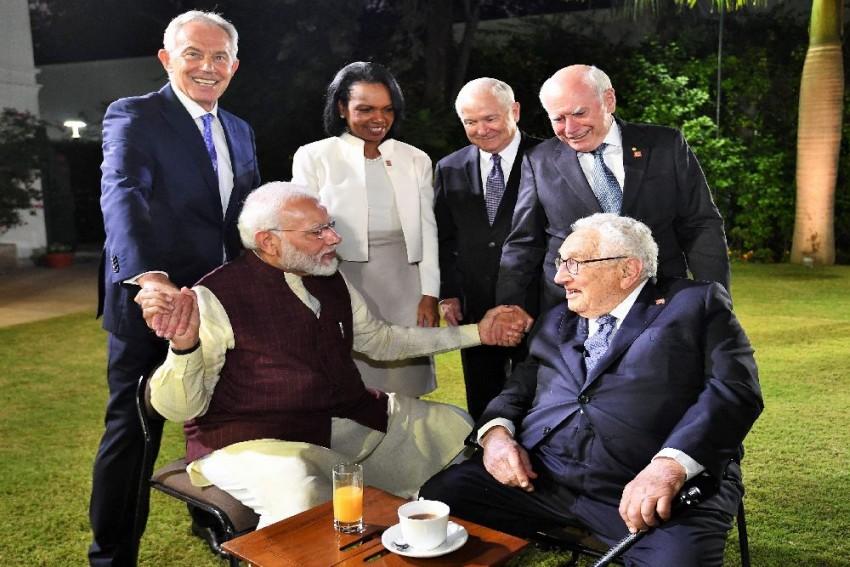 JP Morgan Global Council: Assembly Of Benign Politicians Or Sanitisation Of Evil?