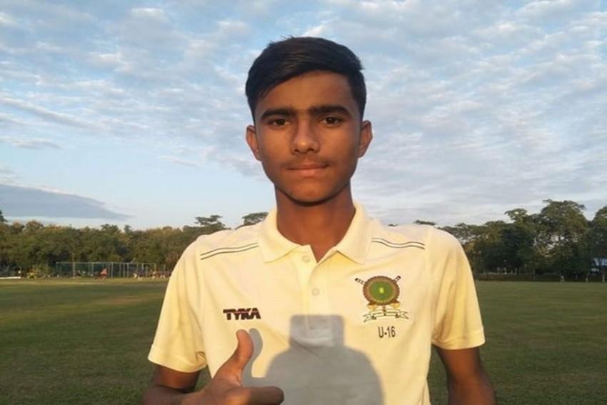 A Rare Perfect 10 For Meghalaya's Nirdesh Baisoya In U-16 Vijay Merchant Trophy