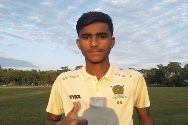 A Rare Perfect 10 For Meghalaya's Nirdesh Baisoya In U-16 Vijay Merchant Trophy
