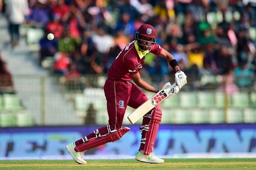 Roston Chase, Shai Hope Hand West Indies Easy Win Over Afghanistan In ODI Series Opener