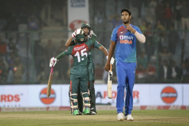 Mahmudullah Says T20 Series Win Against India Will Be