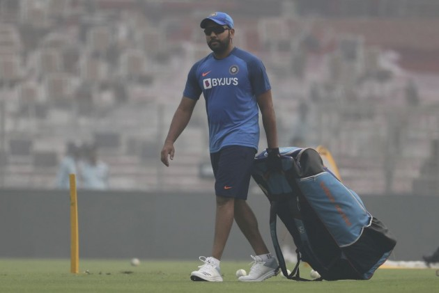 Rohit Sharma Set To Join Elite T20 List Against Bangladesh In Rajkot