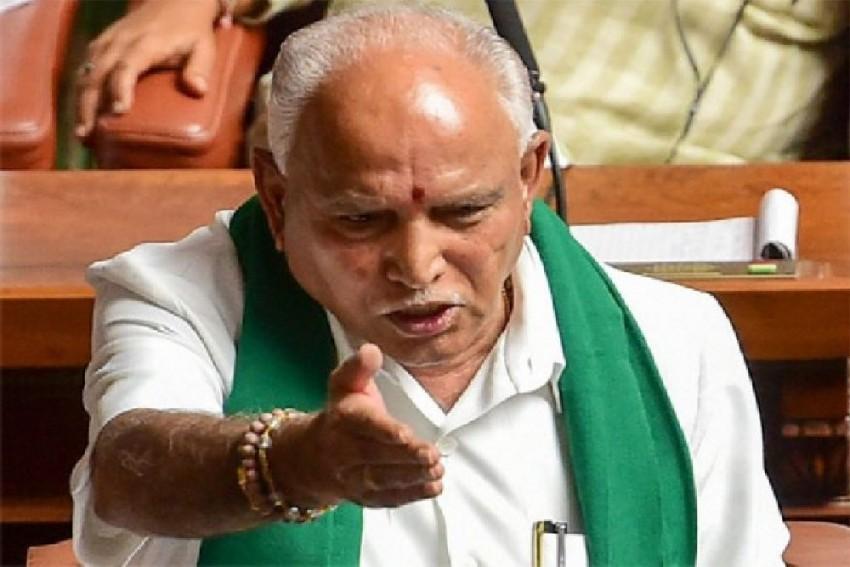 Disqualified Karnataka MLA Claims Yediyurappa Promised Him Rs 1,000 Cr: Report