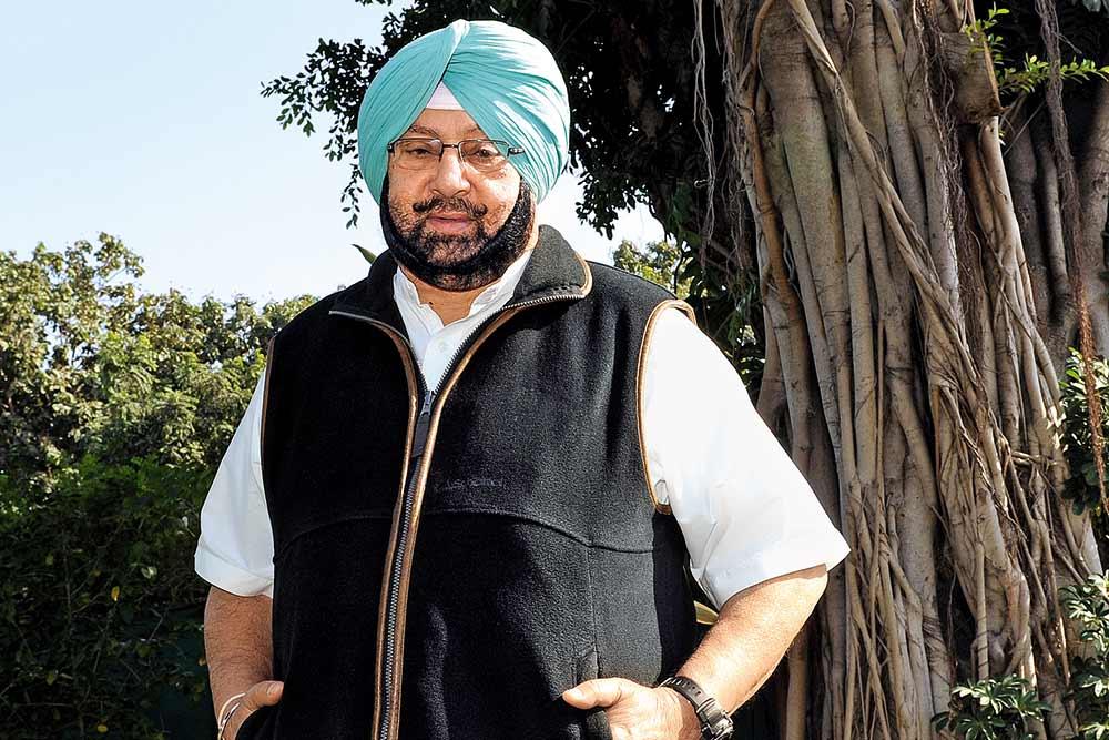 Sikhism Teaches Us The Oneness Of God: Punjab CM Amarinder Singh