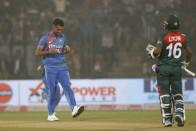 India Vs Bangladesh, 2nd T20I: Hosts Aim To Level Series In Rajkot
