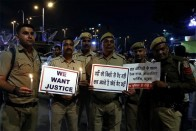 Delhi Police Chief Briefs Lt. Governor On Cops' Protest Against Assault By Lawyers